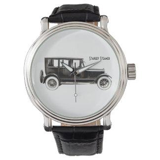 Coche 1924 del vapor del pasajero de Stanley siete Relojes