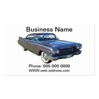 Coche 1960 del lujo de Cadillac Tarjeta Personal