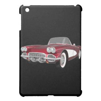 Coche 1961 de deportes del Corvette: Caramelo Appl
