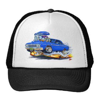 Coche 1964 del azul de la furia de Plymouth Gorro De Camionero