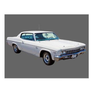 Coche 1966 del músculo de Chevrolet Caprice 427 Postal