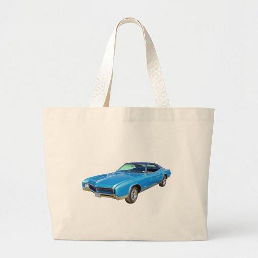 Coche 1967 del músculo de Buick Riviera Bolsa Tela Grande