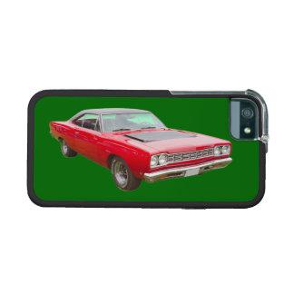 Coche 1968 del músculo del Roadrunner de Plymouth