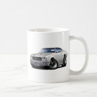 Coche 1970-72 del blanco de Buick GS Taza De Café