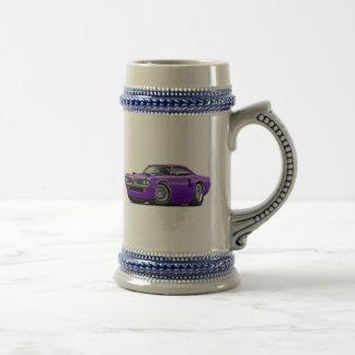 Coche 1970 de la púrpura del RT de la corona Jarra De Cerveza