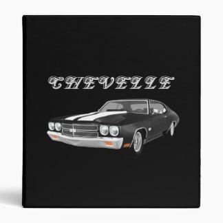 "Coche 1970 del músculo de Chevelle: Acabado en Carpeta 1"""
