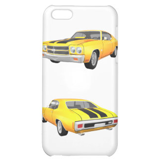 Coche 1970 del músculo de Chevelle: caso del iPhon