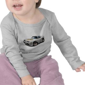Coche 1979-81 del blanco del transporte camiseta