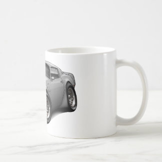 Coche 1979-81 del gris del transporte taza clásica