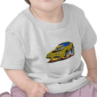 Coche 1979-81 del oro del transporte camiseta