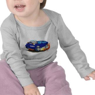 Coche 1994-96 del azul del impala camiseta