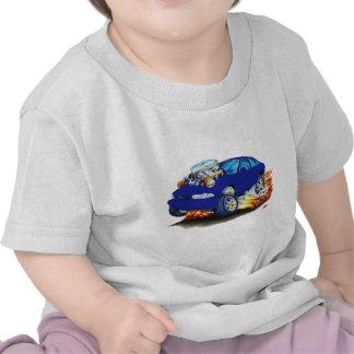 Coche 1994-96 del azul del impala camisetas