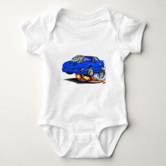 Coche 1998-02 del azul del transporte de Firebird Body Para Bebé