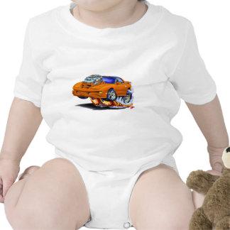Coche 1998-02 del naranja del transporte de traje de bebé