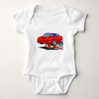 Coche 1998-02 del rojo del transporte de Firebird Body Para Bebé