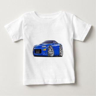 Coche 1998-03 del azul de Camaro SS Playera Para Bebé