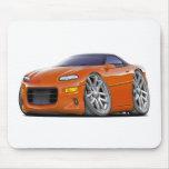 Coche 1998-2003 del naranja de Camaro Alfombrilla De Ratones