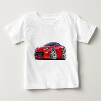 Coche 1998-2003 del rojo de Camaro Playera