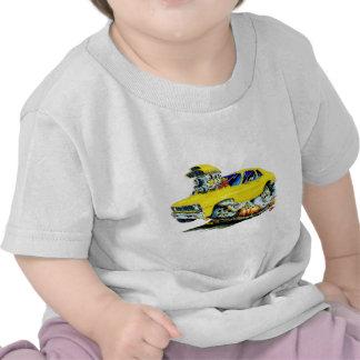 Coche amarillo 1971-74 de Nova Camisetas