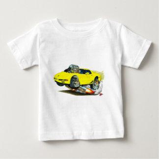 Coche amarillo 1998-2004 del Corvette Camisas