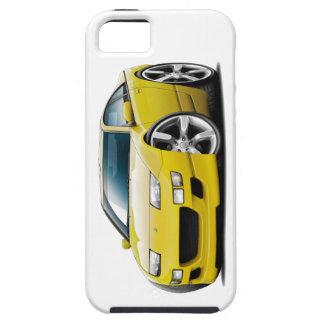 Coche amarillo de Nissan 300ZX Funda Para iPhone SE/5/5s