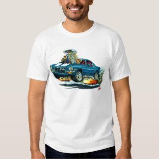 Coche Azul-Blanco 1970-72 de Camaro Remera