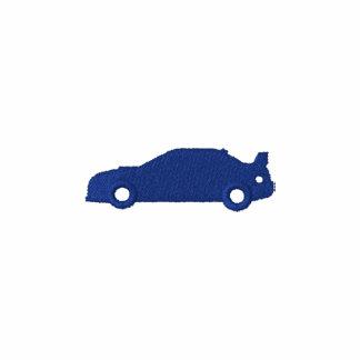 Coche bordado WRX del polo de Subaru