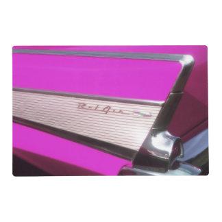 Coche clásico: Bel Air de Chevrolet Tapete Individual