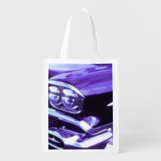 Coche clásico: Chevrolet 1958 Bolsa De La Compra