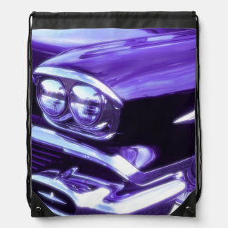 Coche clásico: Chevrolet 1958 Mochila