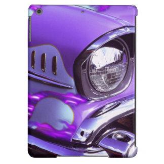 Coche clásico: Chevrolet con la capilla llameante Funda Para iPad Air