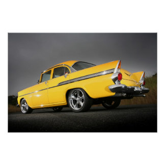 Coche clásico GMH FB Holden Póster