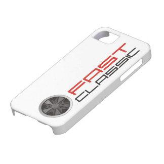 Coche clásico rápido: Rueda del coche de iPhone 5 Carcasas