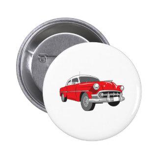 Coche clásico SM Pin Redondo 5 Cm