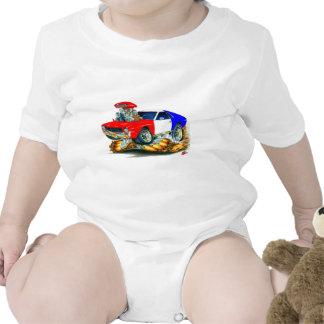 Coche de AMX RedWhiteBlue Camiseta
