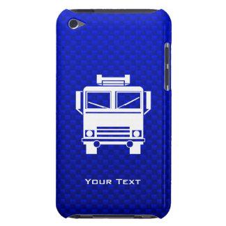 Coche de bomberos azul iPod touch Case-Mate cobertura
