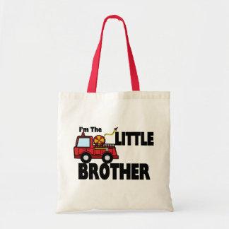 Coche de bomberos de pequeño Brother Bolsa Tela Barata