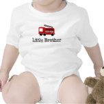 Coche de bomberos de pequeño Brother Camiseta