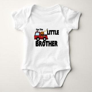Coche de bomberos de pequeño Brother Tee Shirts