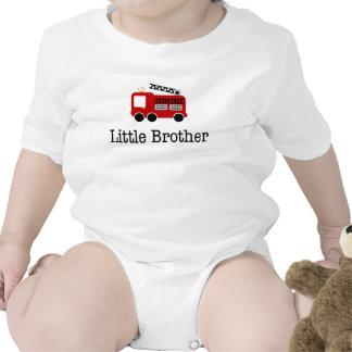 Coche de bomberos de pequeño Brother Traje De Bebé