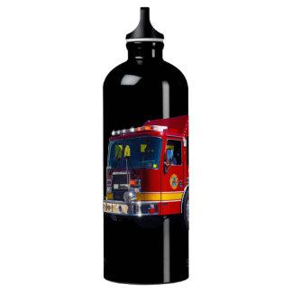 Coche de bomberos del coche de bomberos para los