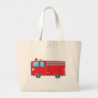 Coche de bomberos fabuloso bolsas