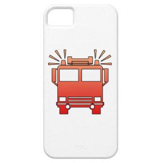 Coche de bomberos iPhone 5 Case-Mate cobertura
