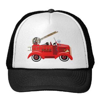 Coche de bomberos gorra