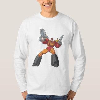 Coche de carreras 2 camisas