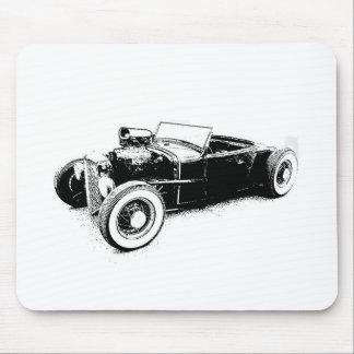coche de carreras alfombrillas de ratón