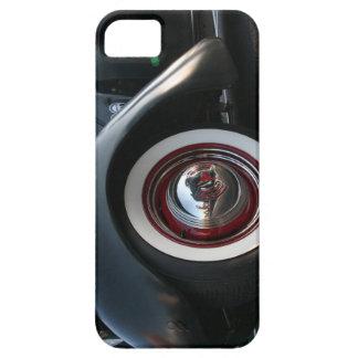 Coche de carreras clásico del Rockabilly de iPhone 5 Carcasas