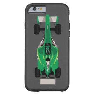 Coche de carreras de la fórmula funda resistente iPhone 6