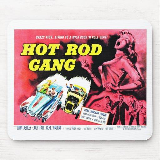 Coche de carreras Gang (1958) Mousepad