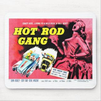 Coche de carreras Gang (1958) Mousepad Tapetes De Raton